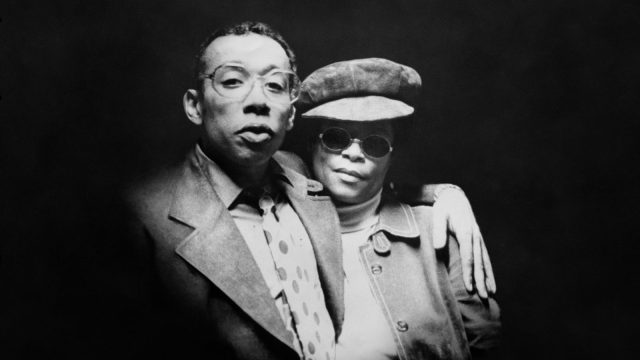 Lee Morgan and Helen Morgan